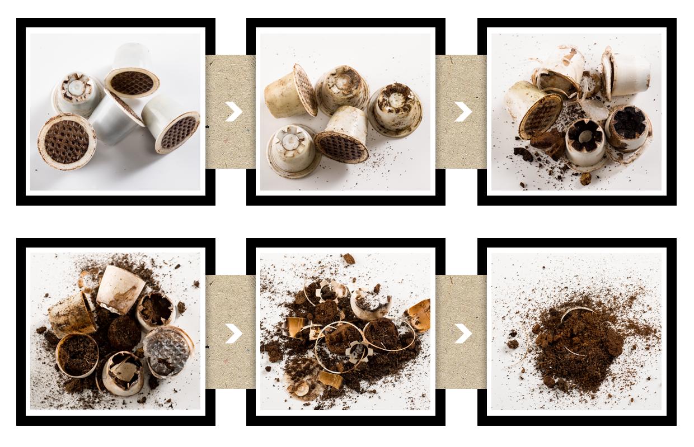 STASCAFE compostable Nespresso compatible capsules