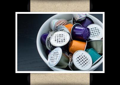 Nespresso capsules waste enivironment
